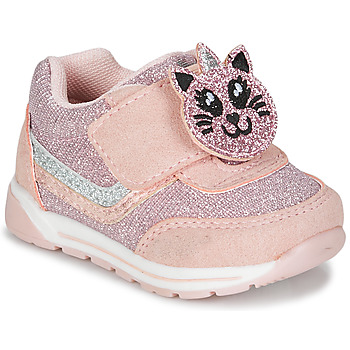 Chaussures Fille Baskets basses Chicco GAMMA Rose