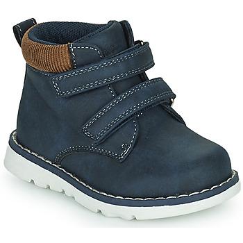 Chaussures Garçon Baskets montantes Chicco FLOK Bleu