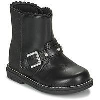 Chaussures Fille Bottes ville Chicco CANCAN Noir