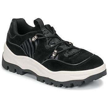 Chaussures Femme Baskets basses Chattawak TULSA Noir