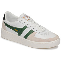 Chaussures Homme Baskets basses Gola GRANDSLAM CLASSIC Blanc / Vert