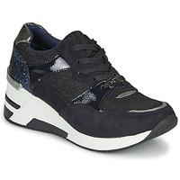 Chaussures Femme Baskets basses Tom Tailor 92610-BLEU Bleu