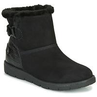 Chaussures Femme Boots Tom Tailor 93105-NOIR Noir