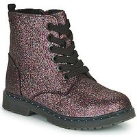Chaussures Fille Boots Tom Tailor 71004-VIOLET-C Violet