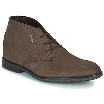 Chaussures Homme Boots Clarks RONNIE LOGTX Marron