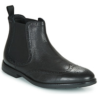 Chaussures Homme Boots Clarks RONNIE TOP Noir
