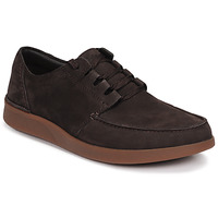 Chaussures Homme Derbies Clarks OAKLAND WALK Marron