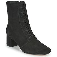 Chaussures Femme Bottines Clarks SHEER55 LACE Noir