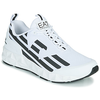 Chaussures Homme Baskets basses Emporio Armani EA7 XCC52 Blanc / Noir
