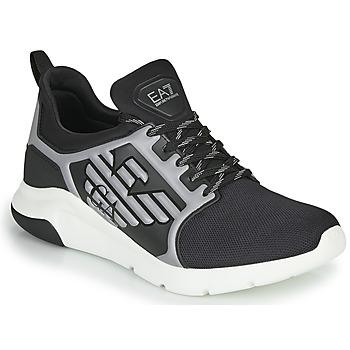 Chaussures Homme Baskets basses Emporio Armani EA7 XCC55 Noir