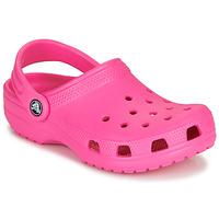 Chaussures Enfant Sabots Crocs CLASSIC KIDS Rose