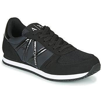 Chaussures Femme Baskets basses Armani Exchange XCC62-XDX031 Noir