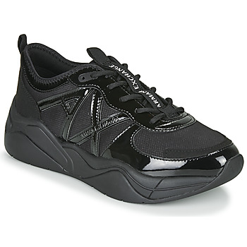 Chaussures Femme Baskets basses Armani Exchange XV311-XDX039 Noir