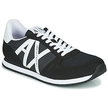 Chaussures Homme Baskets basses Armani Exchange XCC68-XUX017 Noir
