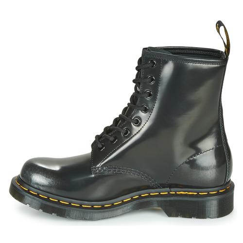 1460 W Dr Martens boots femme argenté