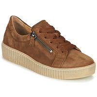 Chaussures Femme Baskets basses Gabor 5333412 Camel
