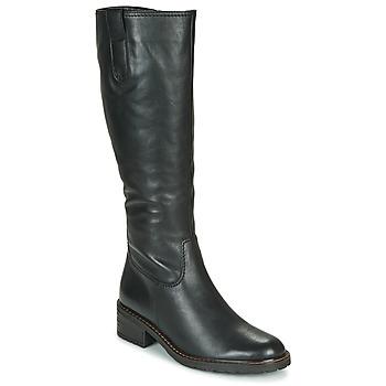 Chaussures Femme Bottes ville Gabor 5609757 Noir