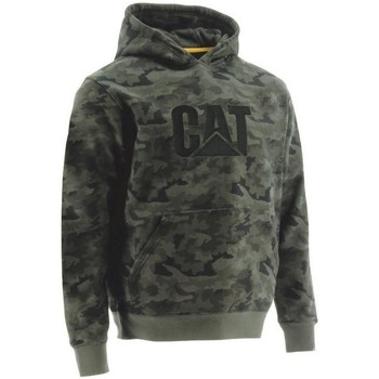 Vêtements Homme Sweats Caterpillar Hooded Vert kaki