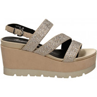 Chaussures Femme Sandales et Nu-pieds Luciano Barachini CAMOSCIO naturale