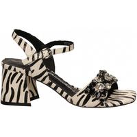 Chaussures Femme Sandales et Nu-pieds Luciano Barachini WIPS zebra