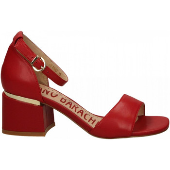 Chaussures Femme Sandales et Nu-pieds Luciano Barachini NAPPA rosso