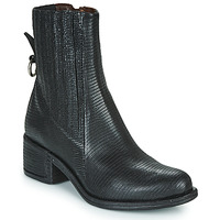 Chaussures Femme Boots Airstep / A.S.98 OPEA CHELS Noir