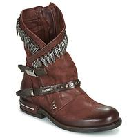 Chaussures Femme Boots Les Iles Wallis et Futuna TIAL FOGLIE Marron