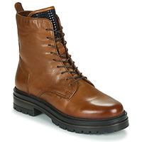 Chaussures Femme Boots Mjus DOBLE LACE Marron