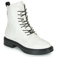 Chaussures Femme Boots Mjus MORGANA Blanc