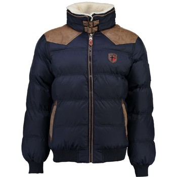 Vêtements Garçon Doudounes Geographical Norway ABRAMOVITCH BOY Marine