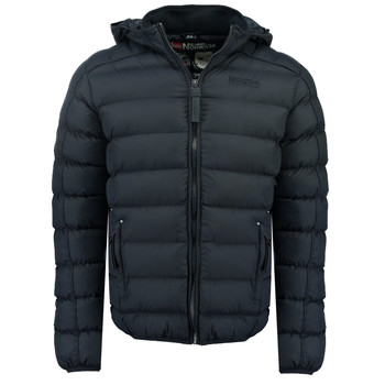 Vêtements Garçon Doudounes Geographical Norway BOMBE BOY Marine