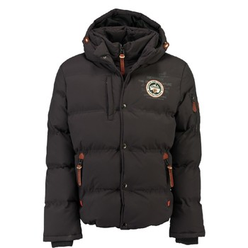 Vêtements Garçon Doudounes Geographical Norway VERVEINE BOY Gris