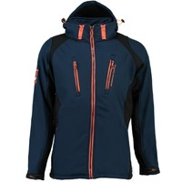 Vêtements Garçon Blousons Geographical Norway RENNIS BOY Marine