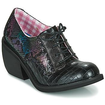 Chaussures Femme Derbies Irregular Choice TIPPLE Noir