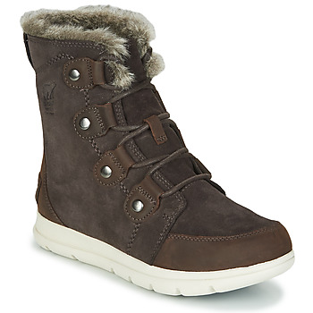 Chaussures Femme Boots Sorel SOREL EXPLORER JOAN Marron