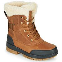 Chaussures Femme Bottes de neige Sorel TORINO II PARC BOOT Marron