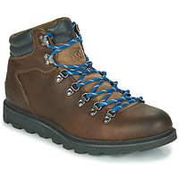 Chaussures Homme Boots Sorel MADSON HIKER II WP Marron