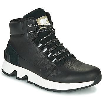 Chaussures Homme Baskets montantes Sorel MAC HILL MID LTR WP Noir