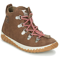 Chaussures Enfant Boots Sorel YOUTH OUT N ABOUT CONQUEST Marron