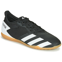 Chaussures Homme Football adidas Performance PREDATOR 20.4 IN SA Noir / Blanc