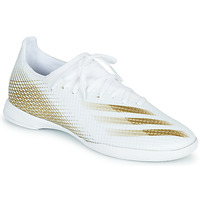 Chaussures Homme Football adidas Performance X GHOSTED.3 IN Blanc