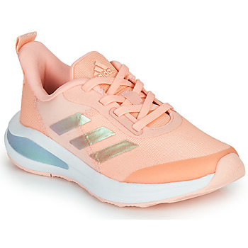 Chaussures Fille Baskets basses adidas Performance FORTARUN  K Rose