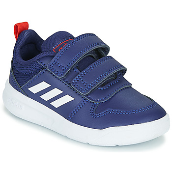 Chaussures Enfant Baskets basses adidas Performance TENSAUR I Bleu / Blanc