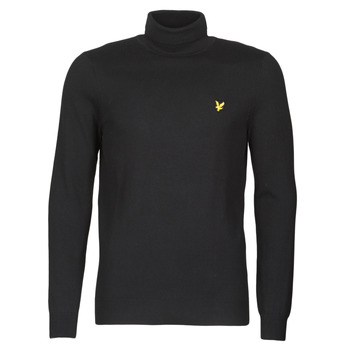 Vêtements Homme Pulls Lyle & Scott KN1020V Noir
