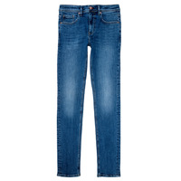 Vêtements Garçon Jeans skinny Teddy Smith FLASH Bleu