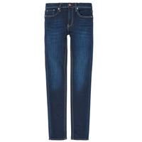 Vêtements Garçon Jeans droit Teddy Smith FLASH Bleu