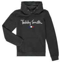 Vêtements Garçon Sweats Teddy Smith SEVEN Marine