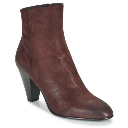 Chaussures Femme Bottines Fru.it ROMA Bordeaux