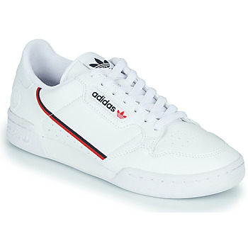 Chaussures Baskets basses adidas Originals CONTINENTAL 80 VEGA Blanc
