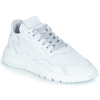 Chaussures Baskets basses adidas Originals NITE JOGGER Blanc